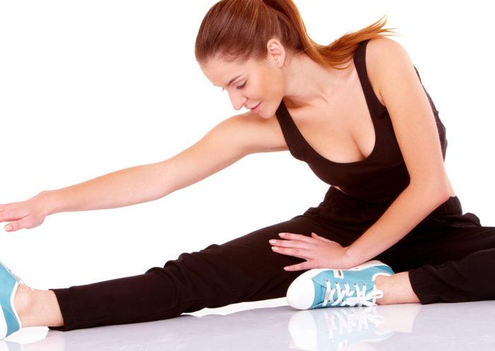Упражнения для укрепления стоп