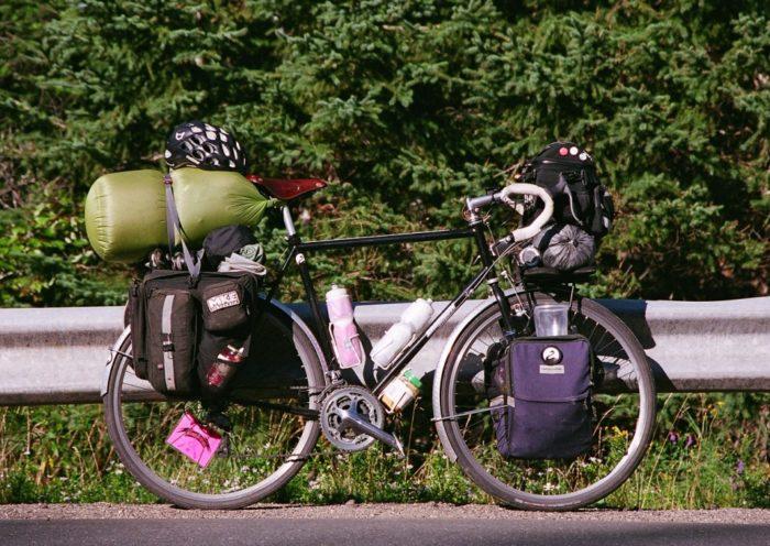 Туристический (туринговый) велосипед