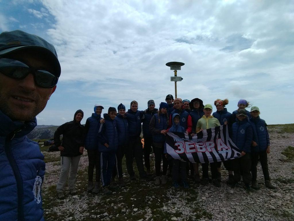 Вершина горы Кемаль-Эгерек