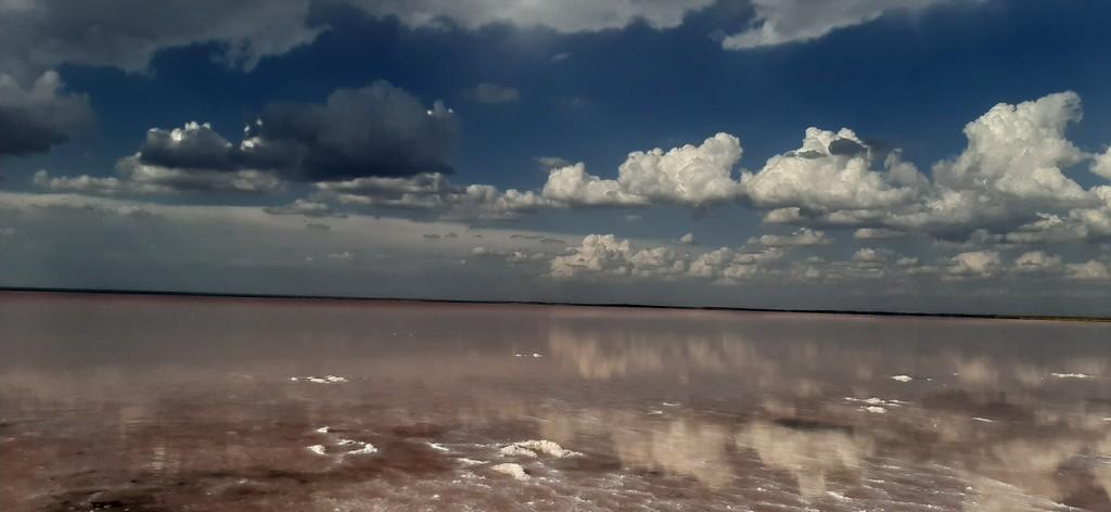 Озеро Сасык-Севаш
